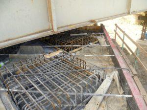 Realizace žželezobetonové spodní stavby