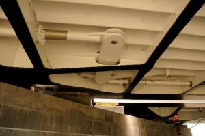 Systém řízení dilatace mostu.
